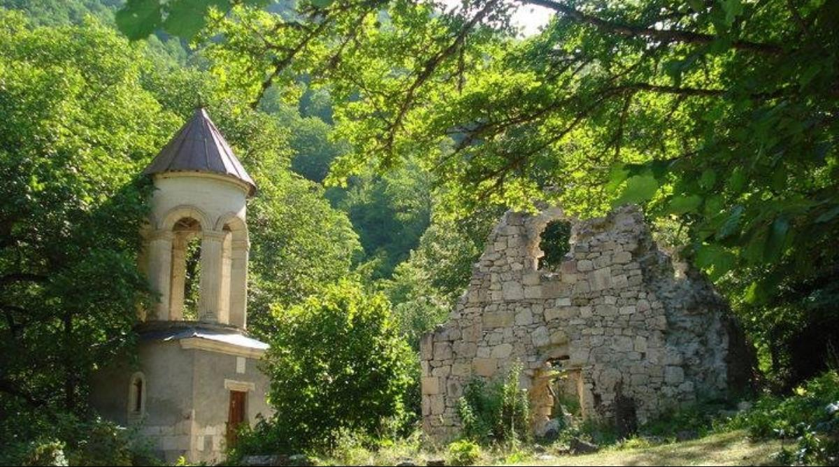 Georgia's Well Known Hidden Orthodox Churches